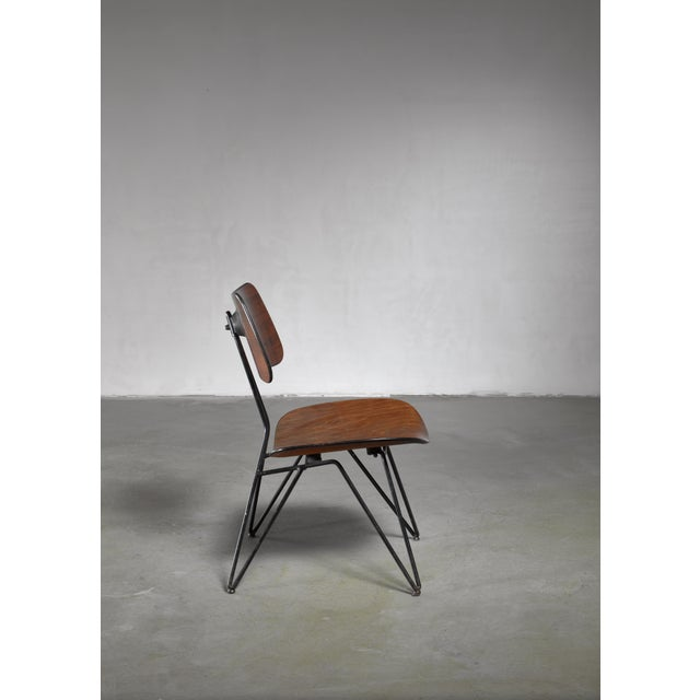 Mid-Century Modern Gio Ponti Du10 Chair for Rima, Italy, 1950s For Sale - Image 3 of 5