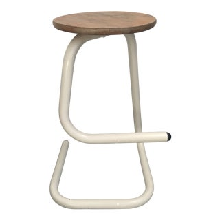Paperclip Barstool for Amisco For Sale
