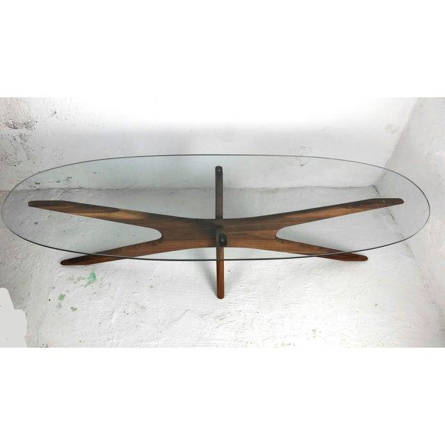 Adrian Pearsall Mid-Century Jacks Coffee Table - Image 2 of 8