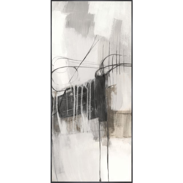 Kenneth Ludwig Print on Canvas, Scatter Brain III by Jacob Lincoln For Sale