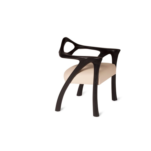 Amorph Darcey Dining Chair in Ebony Stain For Sale - Image 10 of 10