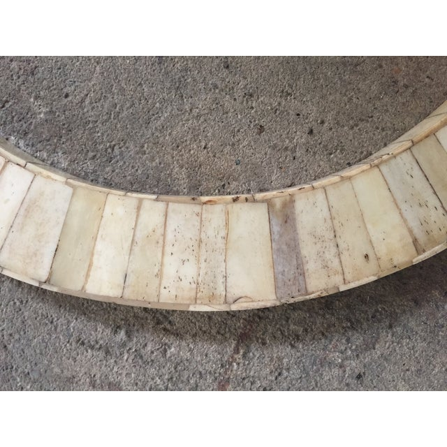 Tessellated Bone Frame Enrique Garcel - Image 7 of 7