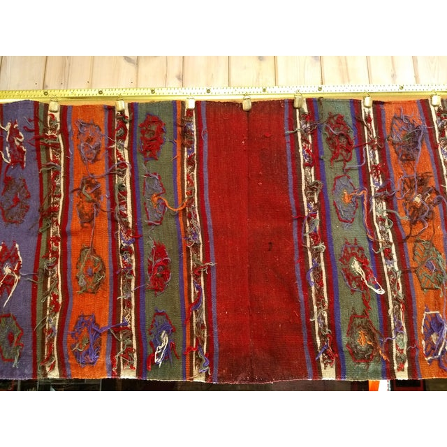 "Vintage Moroccan Kilim Runner Rug - 2' 3"" X 7' 10"" For Sale - Image 10 of 13"
