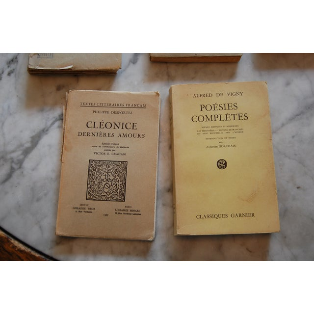 Vintage French Paperback Books - Set of 8 - Image 7 of 8