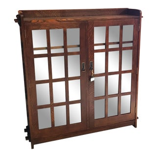 Traditional Style Stickley Bookshelf For Sale