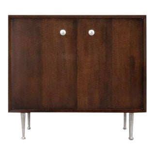 "1960s Mid-Century Modern George Nelson ""Thin Edge"" Cabinet For Sale"