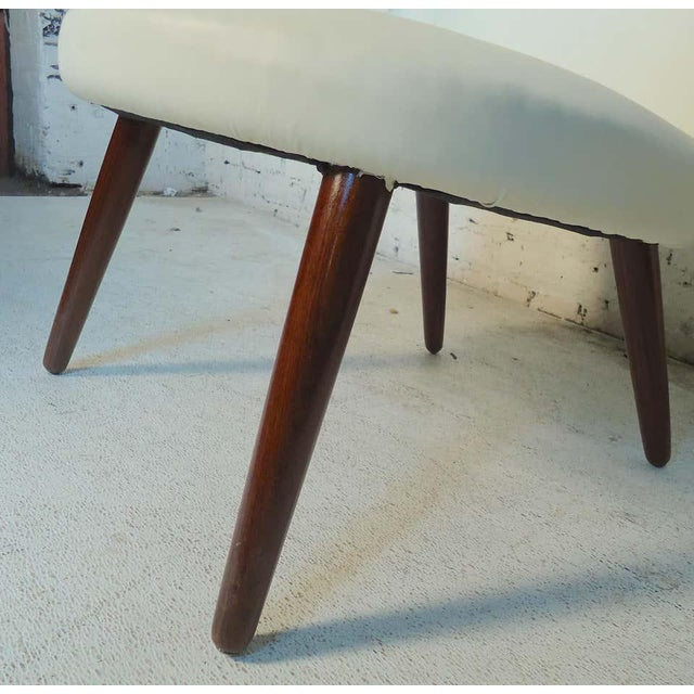 Modern Mid-Century Armchair For Sale - Image 3 of 6
