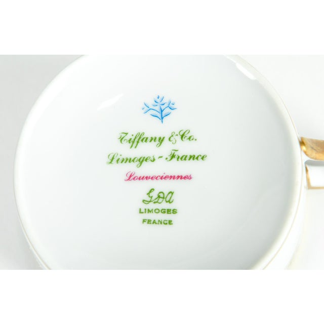 Limoges Made for Tiffany Dinner Set - Set of 42 For Sale In New York - Image 6 of 9