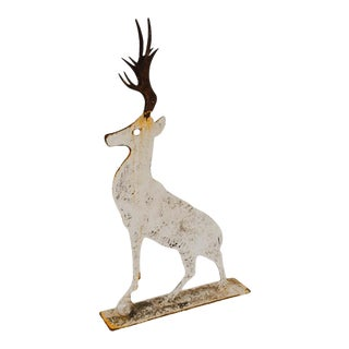 Iron Deer For Sale
