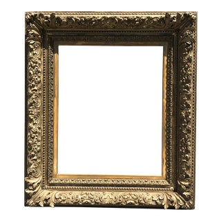 Large 19th Century Giltwood Barbizon Frame For Sale