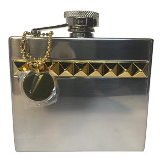 Waterford Rebel Barware Flask For Sale
