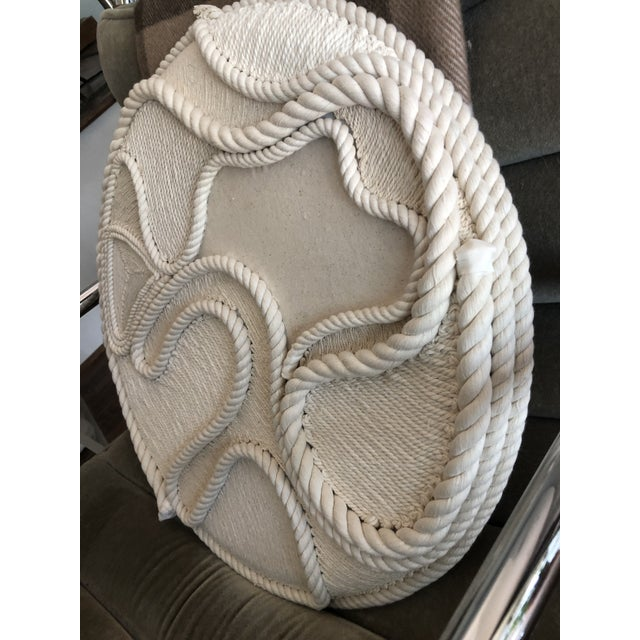 Contemporary Sculptural Rope Art by Catie Conlon For Sale - Image 3 of 6