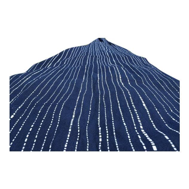 Indigo Fabric - .92 Yards - Image 1 of 3
