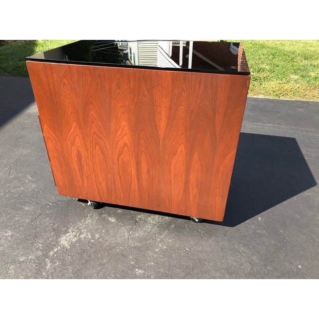 1950s George Nelson for Herman Miller Mid Century Modern Filing Cabinet For Sale - Image 10 of 13