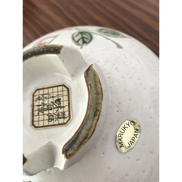 Vintage Marukyo Japanese Lidded Casserole For Sale In Los Angeles - Image 6 of 7