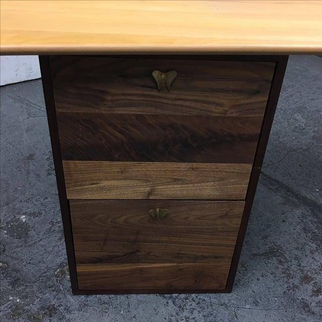 Organic Modern Work-1 Desk - Image 9 of 9