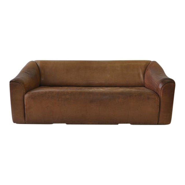 superior de sede ds 47 leather sofa decaso. Black Bedroom Furniture Sets. Home Design Ideas
