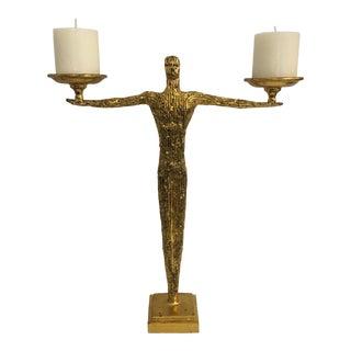 Modernist Candle Holder