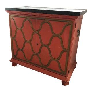 Dorothy Draper Small Cabinet