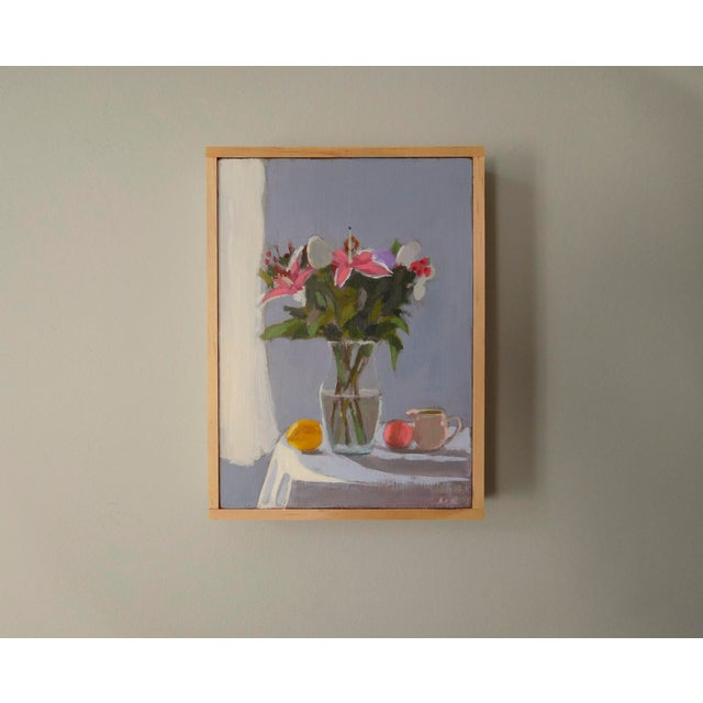 Anne Carrozza Remick Bouquet With Fruit by Anne Carrozza Remick For Sale - Image 4 of 6