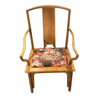 1960s Ming Style Baker Arm Chair For Sale