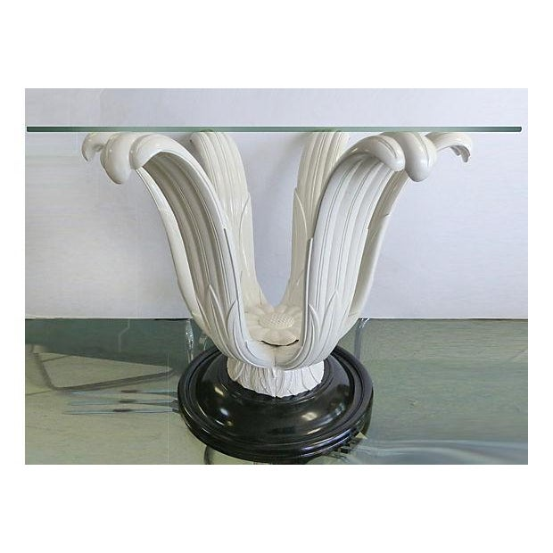 Grosfeld House Acanthus Table Base - Image 3 of 11