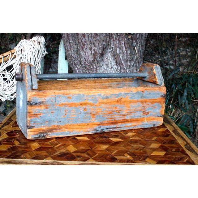 Handmade Carpenter's Box - Image 2 of 4