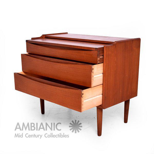 Arne Vodder Secretary Vanity Desk Dresser for Sibast - Image 4 of 10