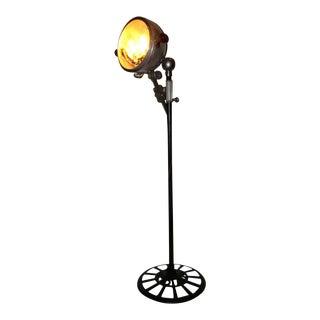 Contemporary Repurposed Space Age Alpine Sun Lamp For Sale