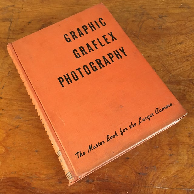 1944 Graphic Graflex Photography Book - Image 2 of 6