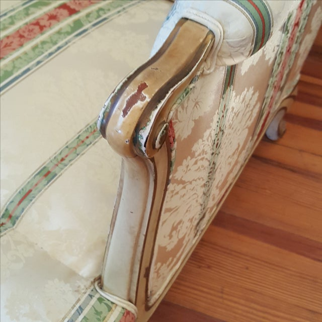 19th Century French Prov. Club Chairs - a Pair - Image 8 of 11