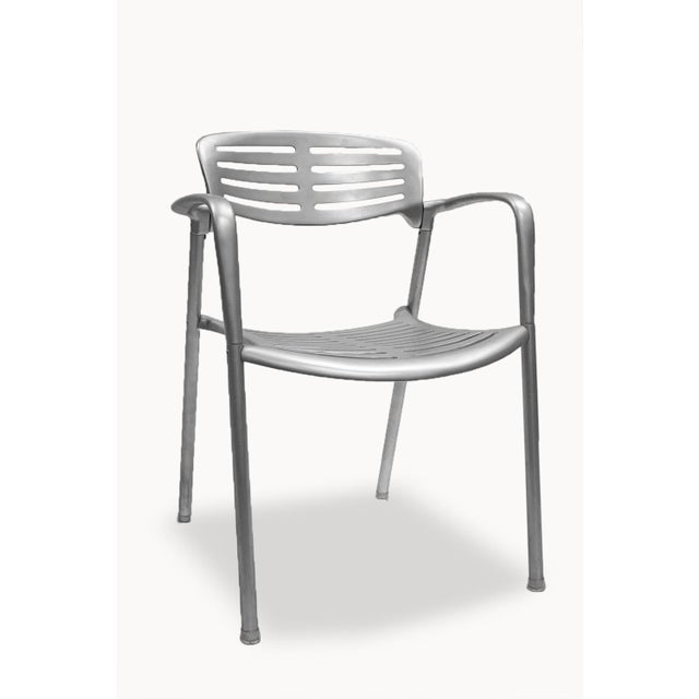 1990s Amat-3 Toledo Stack Chair by Jorge Pensi For Sale - Image 5 of 5