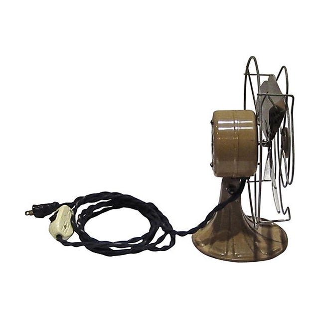 Vintage Polar Cub Electric Fan - Image 4 of 6