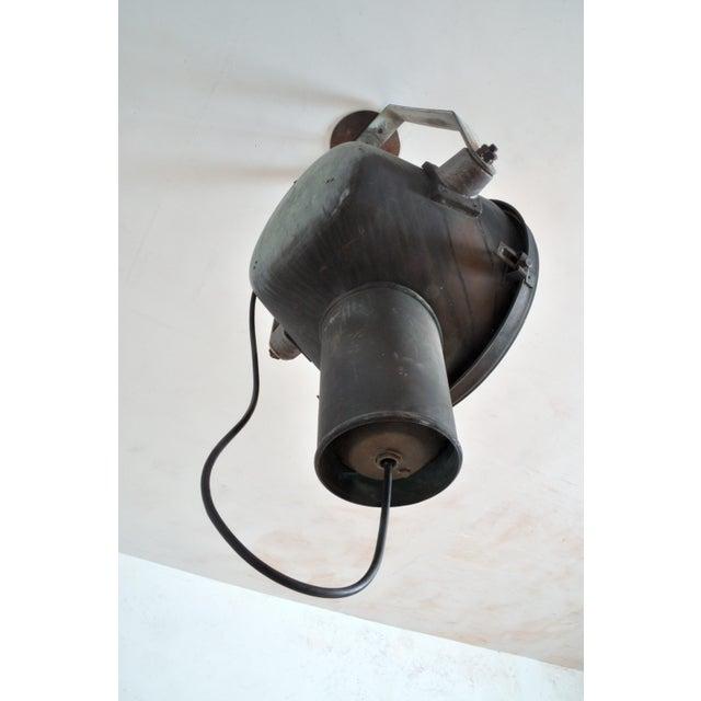 BAG Turgi Bag Turgi Copper Lantern, Switzerland For Sale - Image 4 of 11