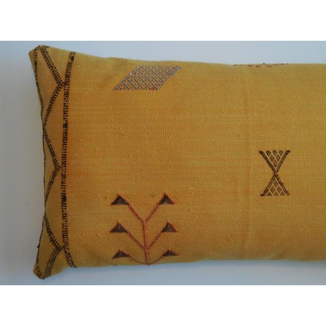 Geometric Motif Pillow - Image 4 of 11