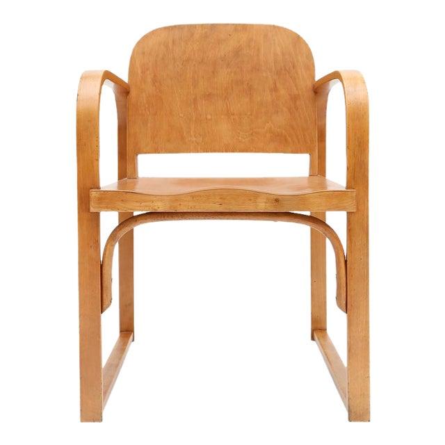 Czech Plywood Chair Tatra For Sale