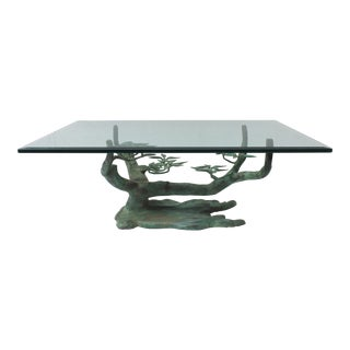 Willy Daro Bonsai Tree Coffee Table For Sale