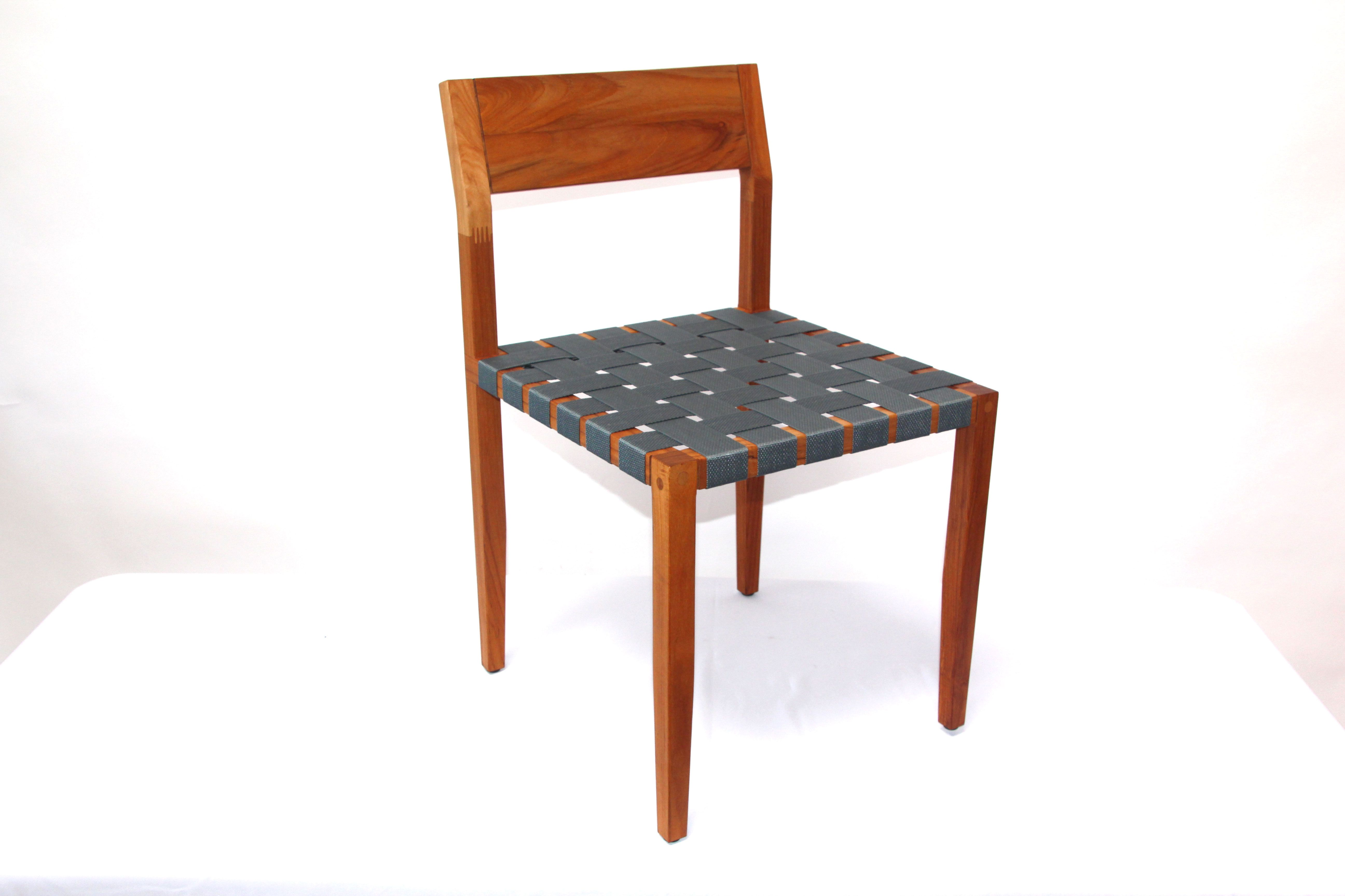 Design Within Reach Rusa Teak Side Chair   Image 3 Of 3