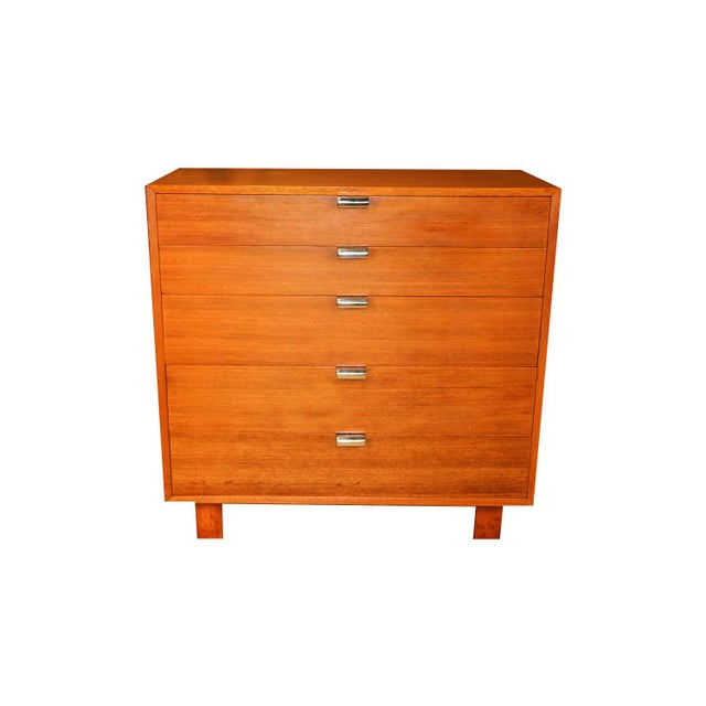 Mid Century George Nelson Herman Miller Vintage Dresser For Sale In Baltimore - Image 6 of 9