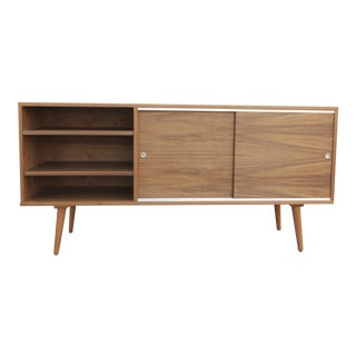 Mid-Century Style Credenza For Sale