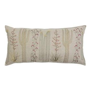 Cacti Lumbar Pillow