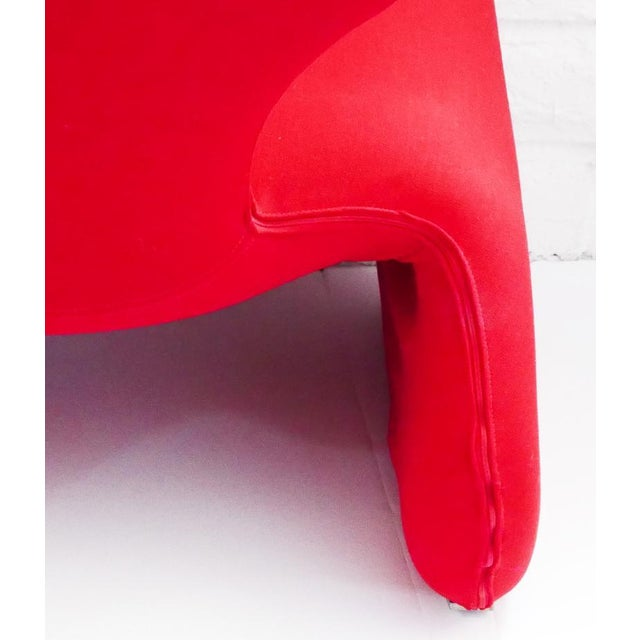 1960s Djinn Chair by Olivier Mourgue for Airborne For Sale - Image 5 of 6
