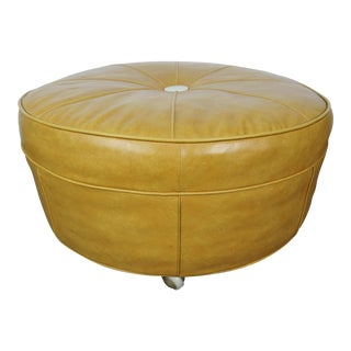 Mid-Century Modern Ottoman by Babcock-Phillipe For Sale