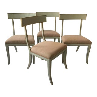 Elgin Major Dining Chairs by Niermann Weeks- Set of 4 For Sale