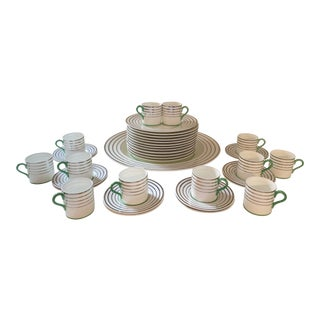 Wedgwood Bone China England 5157 - Set of 37 For Sale