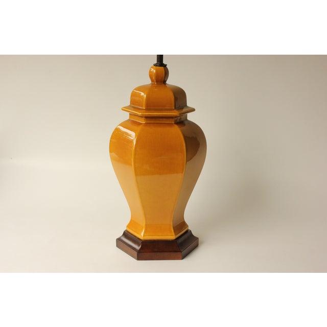 Royal Haeger Ginger Jar Table Lamp - Image 4 of 7