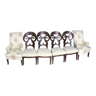 Drexel Heritage Dining Chairs - Set of 6 For Sale