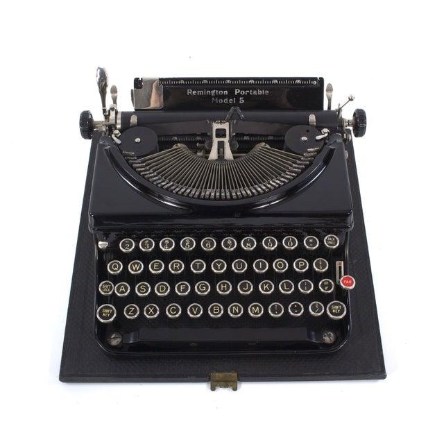 Vintage Working Remington No. 5 Typewriter - Image 1 of 5