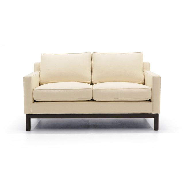 Edward Wormley for Dunbar Sofa and Loveseat Combination - Image 3 of 10