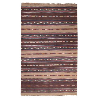Antique Shirvan Kilim For Sale